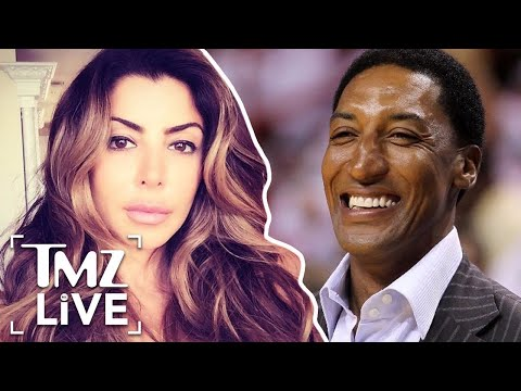 Scottie and Larsa Pippen Back On? | TMZ Live