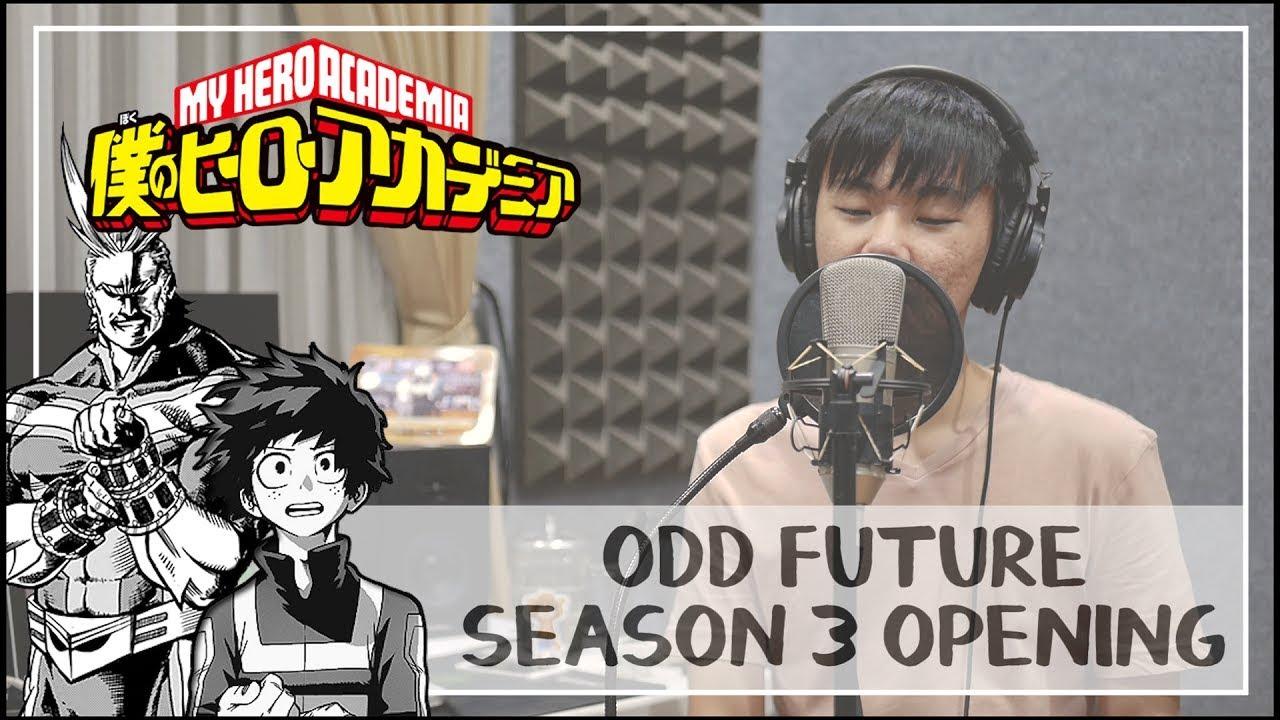 UVERworld - ODD FUTURE (Acoustic Cover) | Boku No Hero Academia