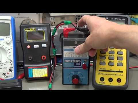 #91 Electrolytic capacitors and it's LEAKAGE current and how to test