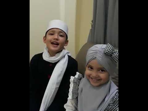 Sholawat sayyid alwi assegaf bersama aminah yoshida assegaf