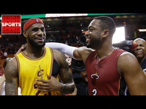 Dwyane Wade to the CAVS? [Gasol Signs with the SPURS, Rondo to the BULLS]