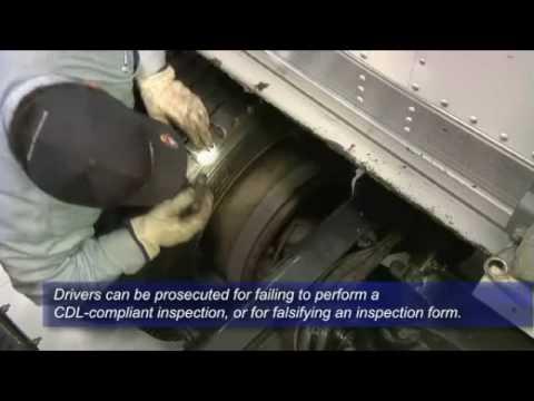 Tire/Wheel Service Training Video