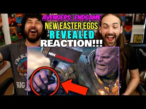 avengers-endgame-|-thanos-battle---new-easter-eggs-revealed-(new-rockstars)---reaction!!!