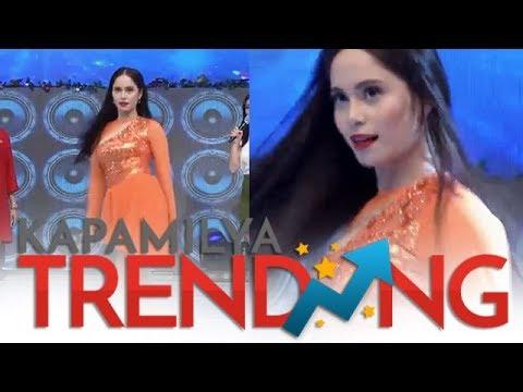 Jessy Mendiola, nag Lava Walk sa It's Showtime stage 🔥🔥