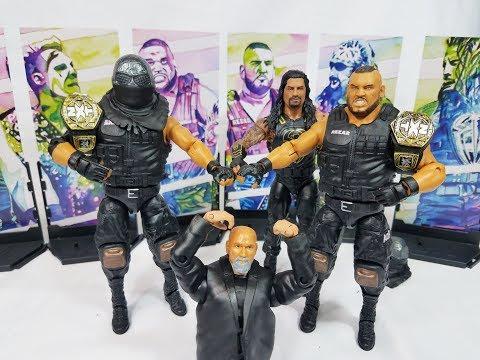 WWE ELITE 62 AOP AKAM & REZAR AUTHORS OF PAIN FIGURE REVIEW