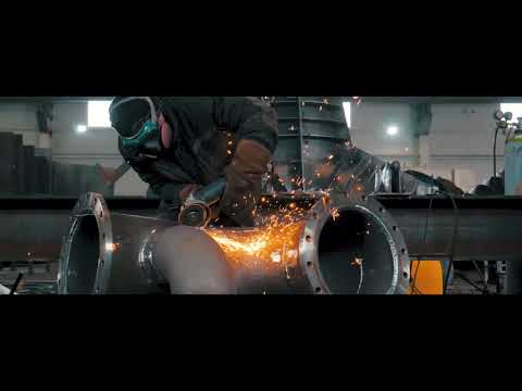 Ballast System installation video Bulgaria industrial video ship industry ship repair shipyard video