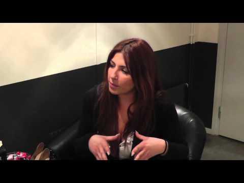 Greece: esctoday talks to Helena Paparizou at Melodifestivalen 2012