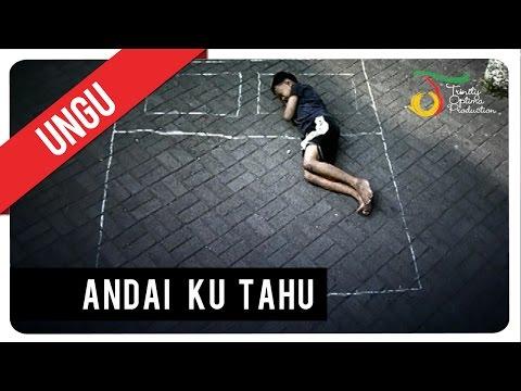 UNGU - Andai Ku Tahu (with Lyric) | VC Trinity