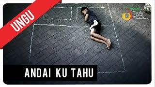 Gambar cover UNGU - Andai Ku Tahu (with Lyric) | VC Trinity