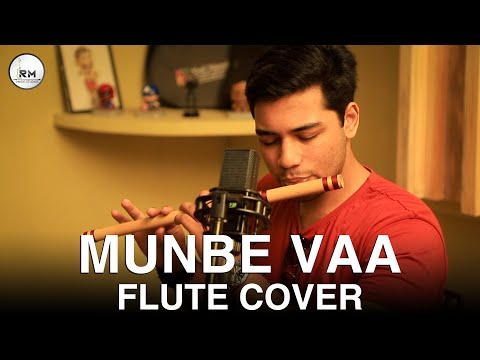 Munbe Vaa - Flute Cover By Ashish || A R Rahman || RM Music Studios ||