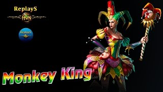 WiliamGray'X - HoN Monkey King 1826 MMR