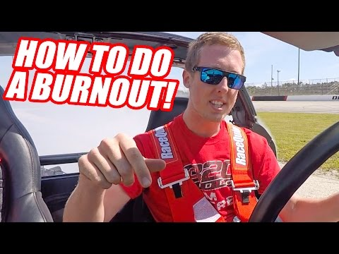 I'm Tired Of Lame Burnouts... This Is How It's Done!