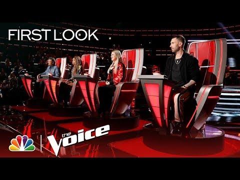 The Best BLOCKED The Voice 2018 / Melhores BLOQUEIOS The Voice 2018