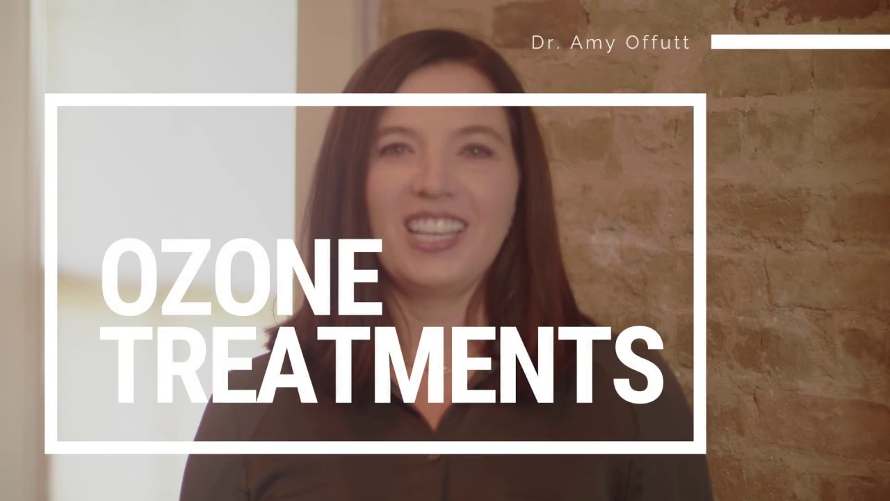 Ozone Therapies | Amy Offutt MD