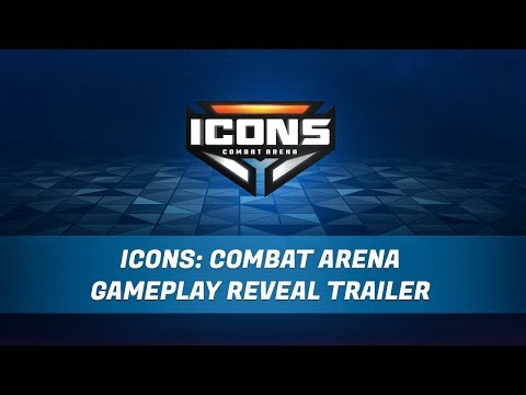 Icons: Combat Arena - Gameplay Reveal Trailer