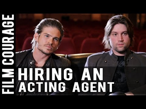 Hiring and Firing An Acting Agent by Tyler Johnson & Pascal Payant