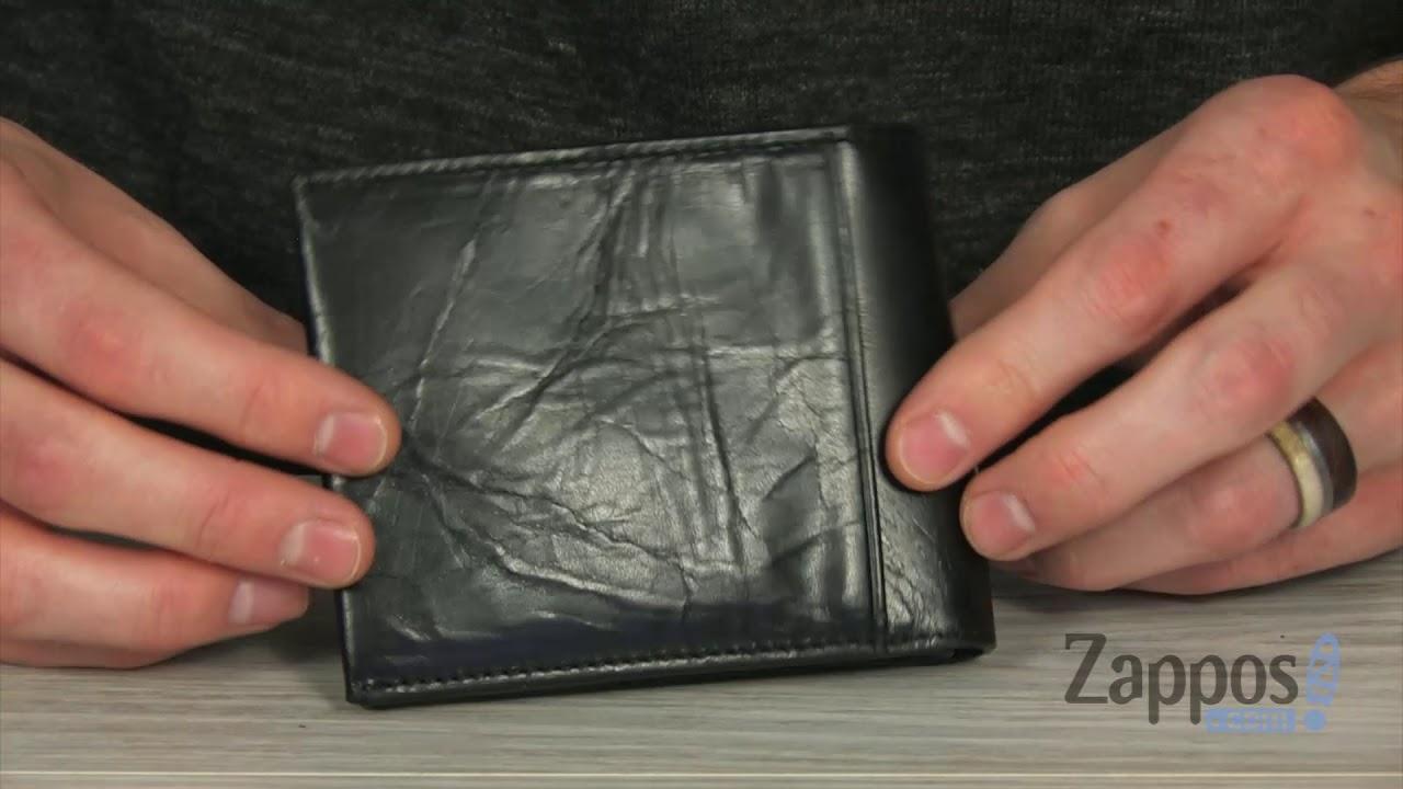 f709610253ce ECCO Arne RFID Billfold Wallet SKU: 9046284