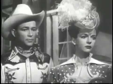 YELLOW ROSE OF TEXAS Roy Rogers Western Films Complete Size