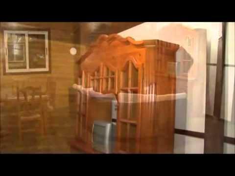 Casas de madera gandia valencia youtube - Casas de madera valencia ...