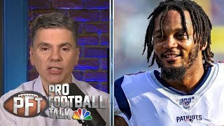 Why Patrick Chung likely won't be suspended during 2019 | Pro Football Talk | NBC Sports