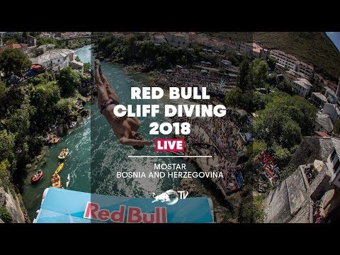 We're Diving Off A Bridge in Mostar | LIVE Red Bull Cliff Diving World Series 2018 - Mostar