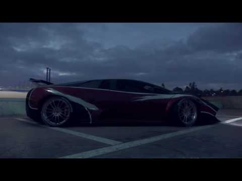 Hype Boys by Sway NEED FOR SPEED Carbon Music Video/Montage