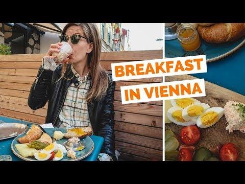 Austrian Breakfast in Vienna, Austria | Wiener Frühstück (Viennese Breakfast)