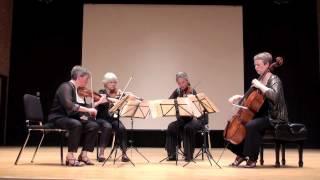 Beethoven Opus 59 #1 String Quartet Adagio molto e mesto part 1