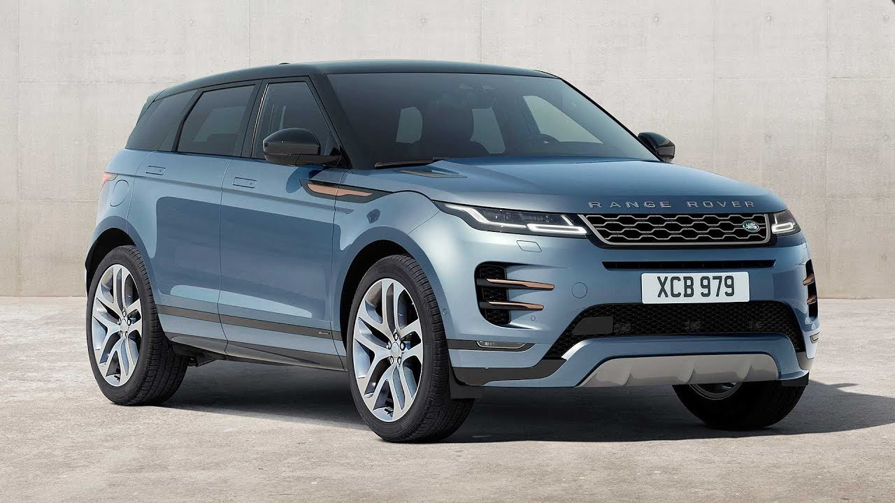 Image result for Land Rover Evoque Model 2020