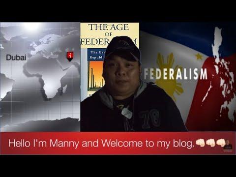 Vote Rodrigo Duterte and support FEDERALISM
