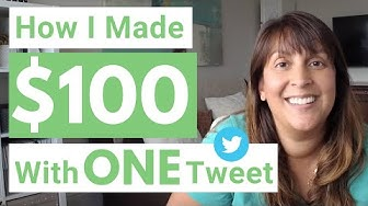 Sponsored Tweets - $100 With 1 Tweet