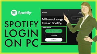 How to Login Spotify on Desktop PC? Spotify.com Login, Spotify Login Sign In