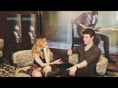 Shawn Mendes asked his fan's phone number and Instagram account!