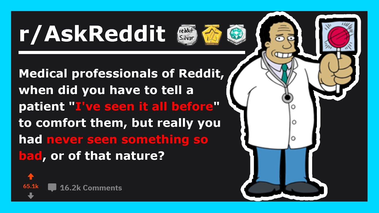 DOCTORS Share WORST Things They Have EVER Seen 👨⚕️ (r/AskReddit)