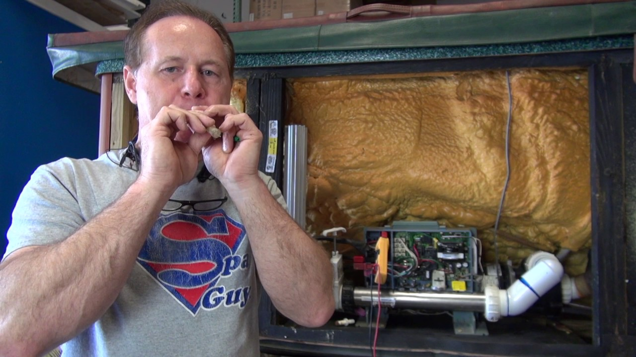 Hot Tub Ozonator Check Valve Information How To The Spa Guy Youtube 4 Wire Wiring Diagram