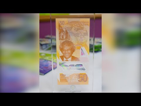 ECCB Connects Season 10 Episode #6 - Regional Media Launch of the EC Polymer Notes