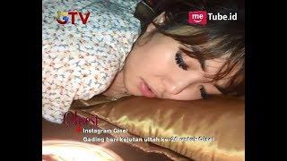 Sedang Tidur dengan Mulut Menganga, Mama Isel Dapat Kejutan Ultah dari Gading Marten - Obsesi 17/11