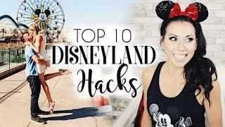 Top 10 Disneyland Hacks