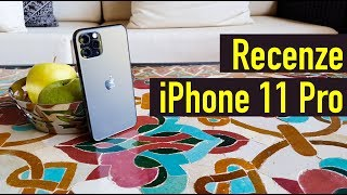 iPhone 11 Pro - Unboxing a recenze (CZ)