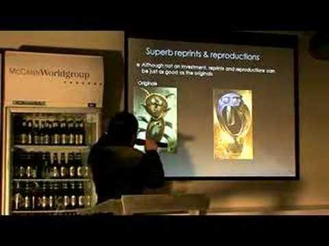 McCann Sydney PowerPoint Karaoke: Presentation #7