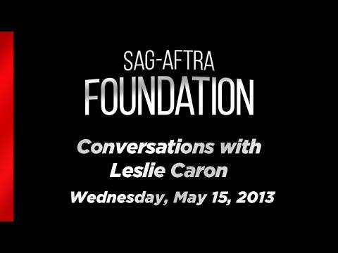Conversations with Leslie Caron