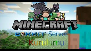Minecraft Hamachisiz Bukkit Server Kurulumu [ 1.7.X - 1.8.X En Güncel ]