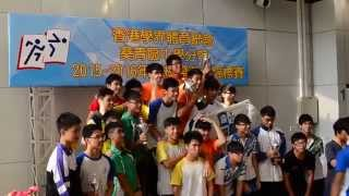 香港學界體育聯會葵青區中學分會 2015-2016年度校際游泳比賽