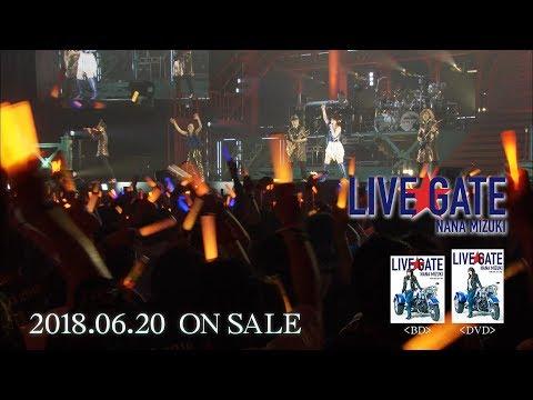 水樹奈々『NANA MIZUKI LIVE GATE』TV-CM 15sec.