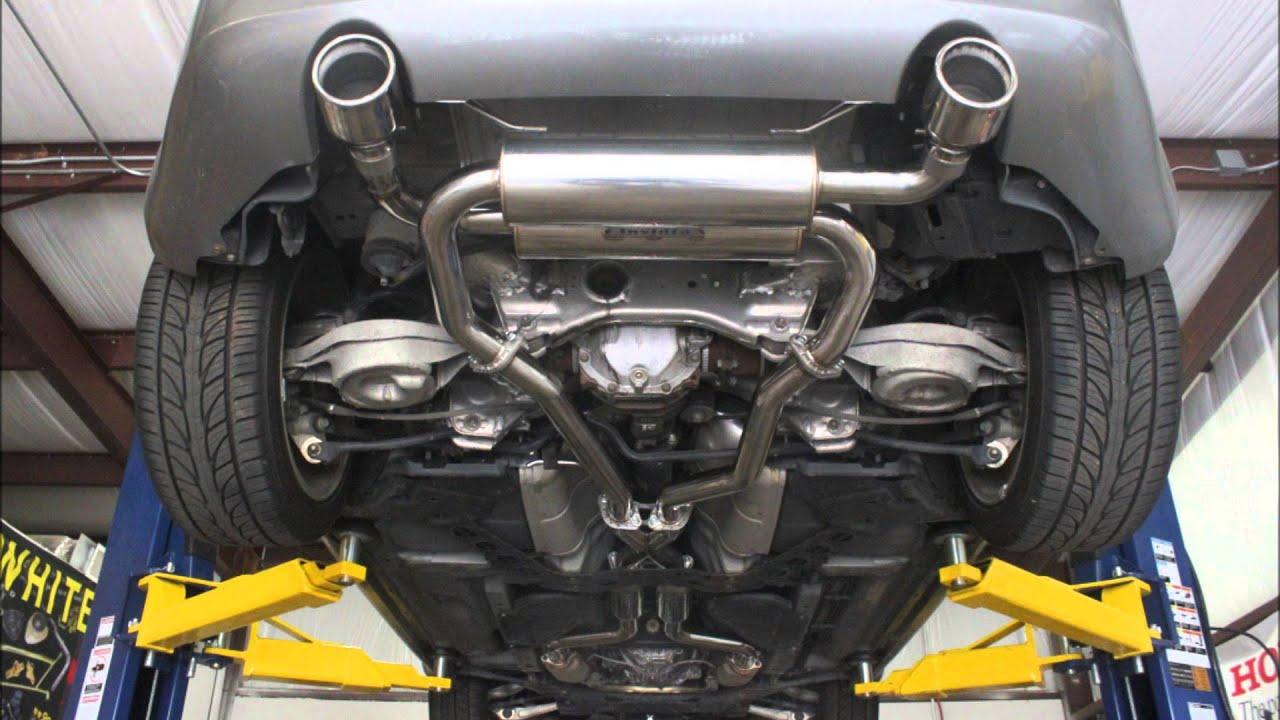 Nissan Maxima Cat Back Exhaust