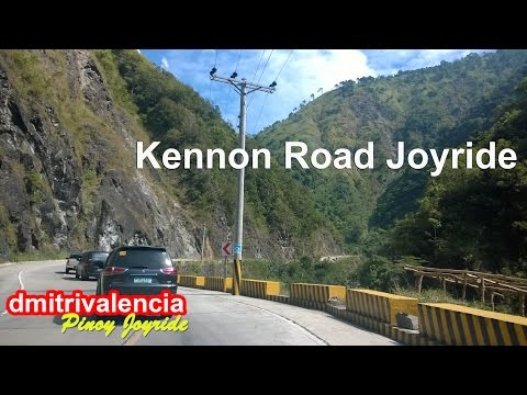Pinoy Joyride - Kennon Road Joyride (Baguio Bound)