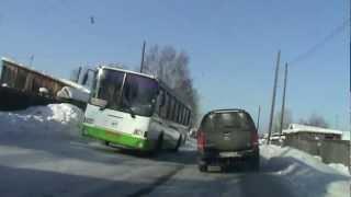 Усть-Илимск. Февраль 2012 г.