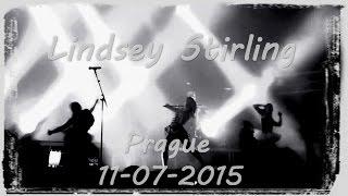 FULL Lindsey Stirling Live @ Prague, Czech Republic / 11.07.2015