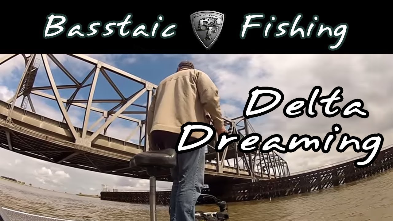 Delta dreaming bass fishing on the california delta for Fishing without a license california