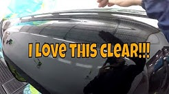 PPG EC550 CLEAR COAT Review